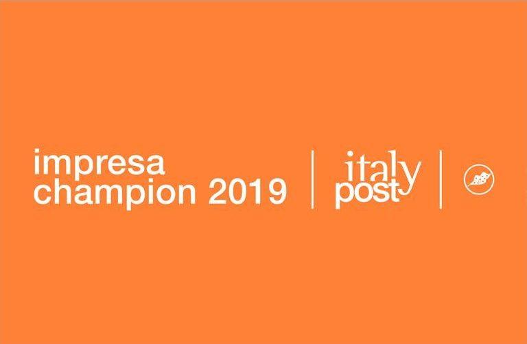 impresa champion 2019 italypost