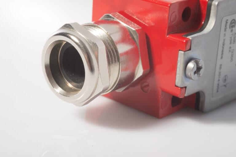 Componente in zama per elettromeccanica